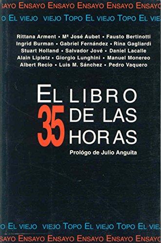 9788492257362: El libro de las 35 horas
