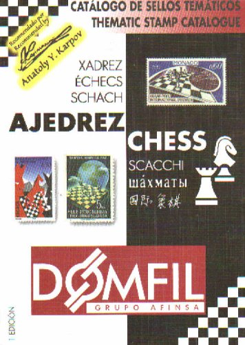 9788492277643: Domfil Chess Thematic Catalogue