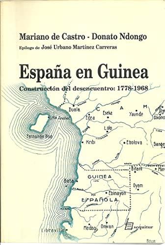 9788492311255: Espa・A En Guinea