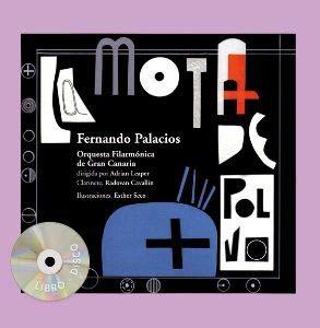 9788492359301: Mota de polvo, la (cuento + CD) (La Mota De Polvo)