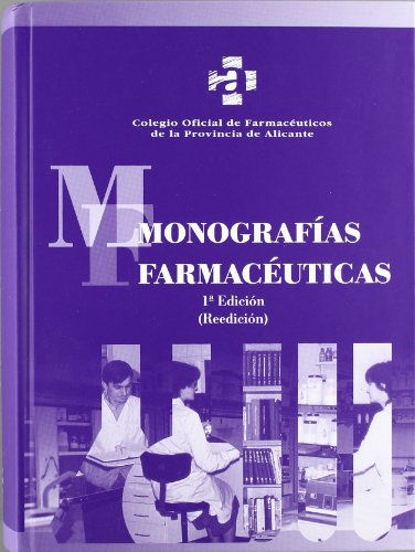 9788492368006: Monografias Farmaceuticas