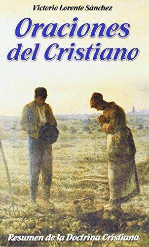 9788492396559: ORACIONES DEL CRISTIANO. 16¦ ED. GES