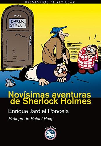 9788492403097: Novisima aventuras de sherlock holmes