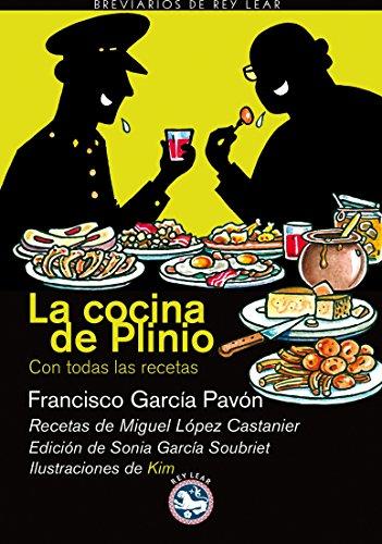 9788492403264: Cocina De Plinio,La (Breviarios de Rey Lear)