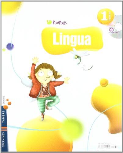 9788492404919: Lingua 1º Primaria (Pixépolis) - 9788492404919