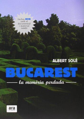 9788492406791: Bucarest. La memòria perduda (Incl. DVD)