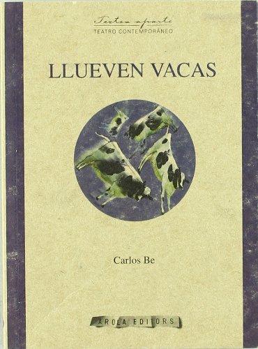 9788492408337: LLUEVEN VACAS