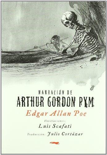 9788492412150: Narración de Arthur Gordon Pym (Serie Illustrata / Ficción fantástica)