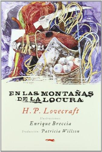 9788492412402: En las montañas de la locura (SERIE ILLUSTRATA / FICCIÓN FANTÁSTICA)