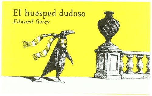 9788492412815: El huésped dudoso (SERIE EDWARD GOREY)