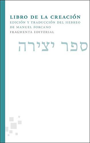 9788492416714: Libro De La Creación (Fragmentos)