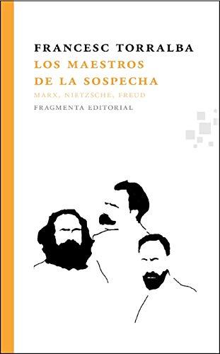 9788492416752: Los Maestros De Las Sospecha (Fragmentos)
