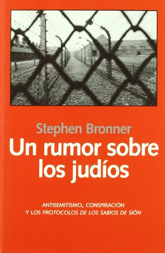 9788492422067: Rumor sobre los judios, un (Libros Abiertos)