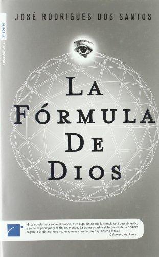 9788492429257: Formula de Dios, La (Roca Editorial Misterio) (Spanish Edition)