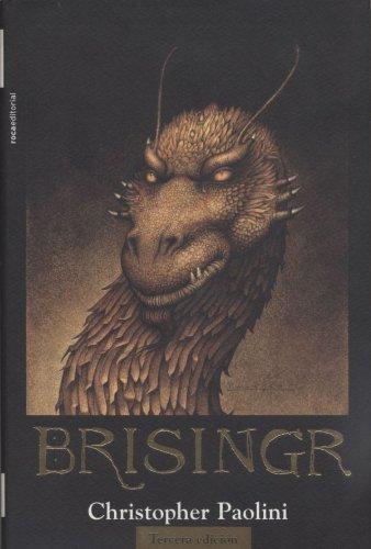 9788492429370: Brisingr (Spanish Edition)