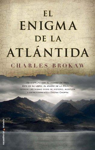 9788492429998: Enigma De La Atlantida,El (Misterio (roca))