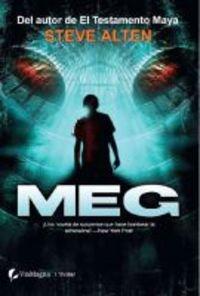 9788492431038: Meg (Thriller (viamagna))