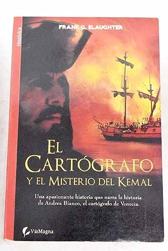 9788492431298: Cartografo y el misterio del kemal, el (Bolsillo (viamagna))