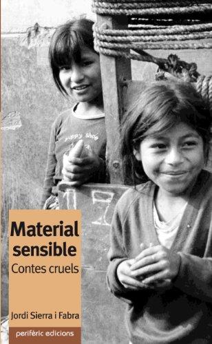 9788492435258: Material sensible: Contes cruels (Narrativa)