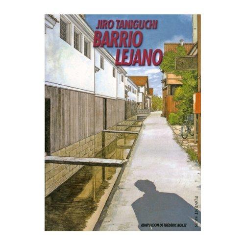 9788492444427: Barrio Lejano. Integral (Manga (ponent Mon))