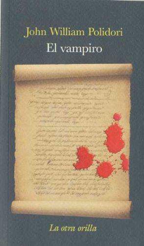 9788492451562: Vampiro, el (La Otra Orilla (belacqua))