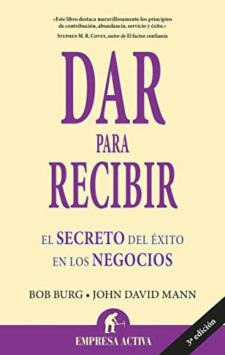 9788492452071: Dar para recibir (Spanish Edition)