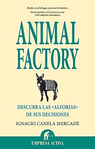 9788492452309: Animal factory (Narrativa empresarial)