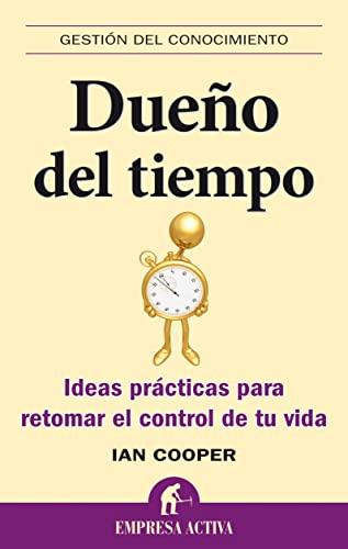 9788492452552: Dueno del tiempo (Gestion del Conocimiento) (Spanish Edition)