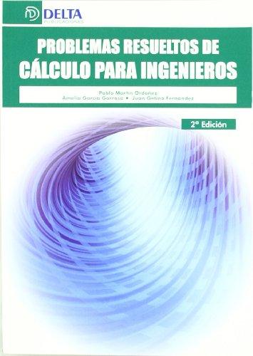 9788492453795: Problemas Resueltos de Calculo para Ingenieros