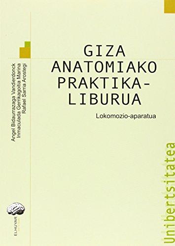 9788492457151: Giza Anatomiako Praktika-Liburua