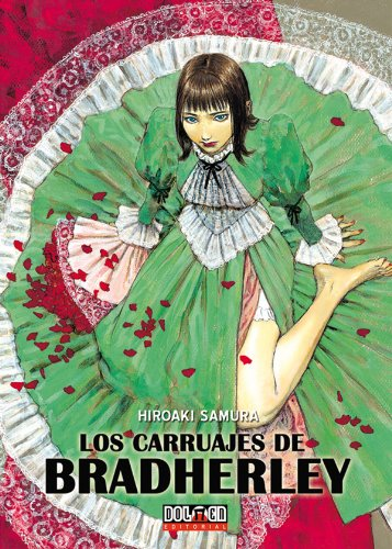 9788492458042: Los Carruajes de Bradherley (Manga Books)