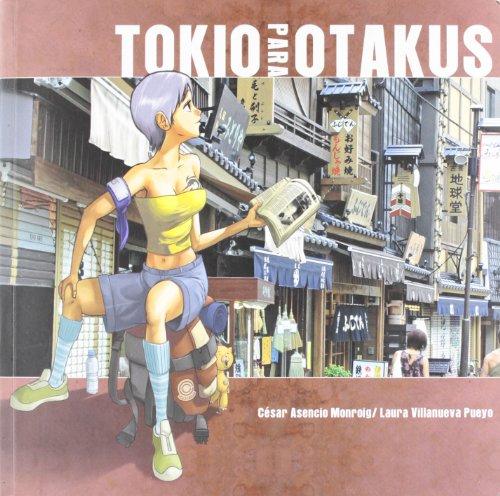 9788492458448: Tokio para Otakus
