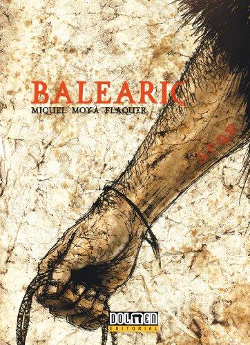 9788492458714: Balearic (Cómic)