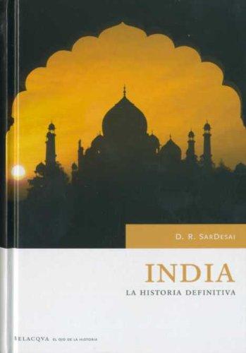 9788492460021: INDIA LA HISTORIA DEFINITIVA