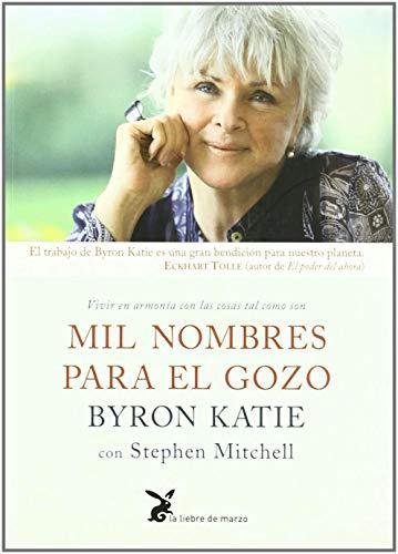 9788492470136: Mil Nombres Para El Gozo (Biblioteca Sabiduria Interior)