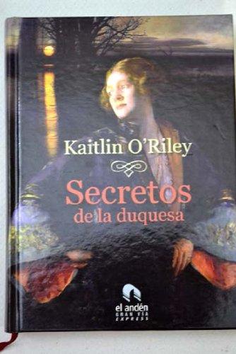 9788492475216: Secretos de la duquesa