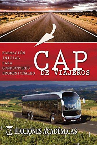 9788492477227: CAP DE VIAJEROS. FORMACIÓN INICIAL PARA CONDUCTORES