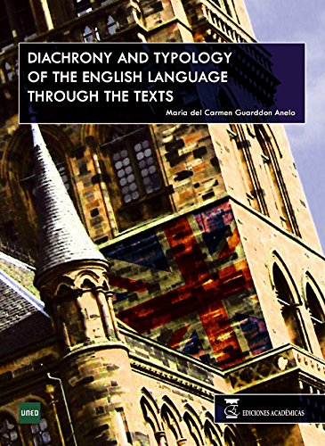 9788492477517: DIACHRONY AND TYPOLOGY OF THE ENGLISH