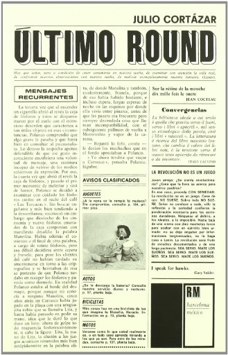 9788492480173: ULTIMO ROUND (Spanish Edition)