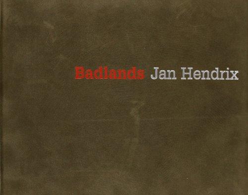 9788492480234: Badlands. Jan Hendrix