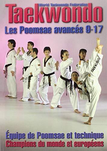 9788492484140: Taekwondo, les Poomsae Avances 9-17