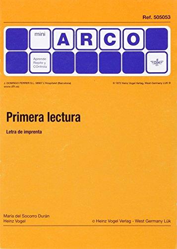 9788492490387: PRIMERA LECTURA MINI ARCO