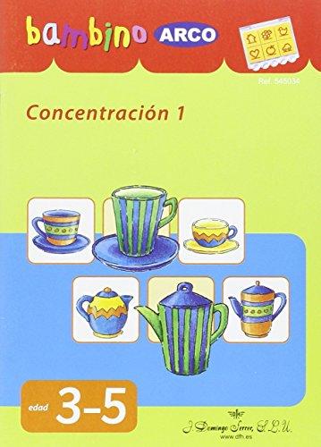 9788492490738: CONCENTRACION.(BAMBINO ARCO)
