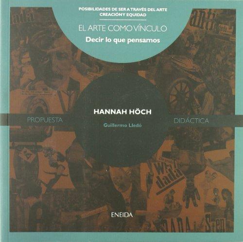 9788492491261: Hanna Hoch