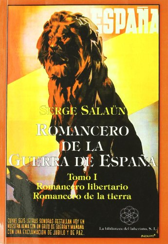 9788492492428: ROMANCERO DE LA GUERRA DE ESPAÑA