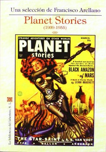 9788492492688: Planet stories (Delirio)