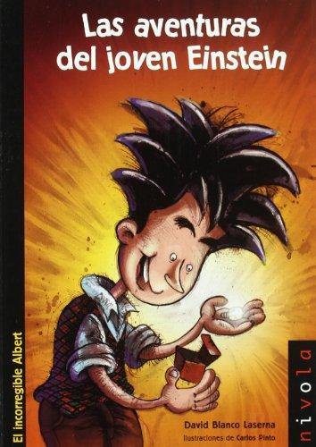 9788492493340: Las aventuras del joven Einstein (Junior)