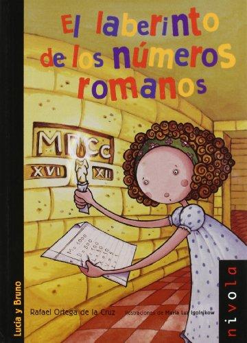 9788492493531: El laberinto de los números romanos (Junior)