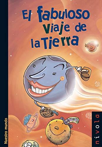 9788492493548: El fabuloso viaje de la TIERRA (Junior)