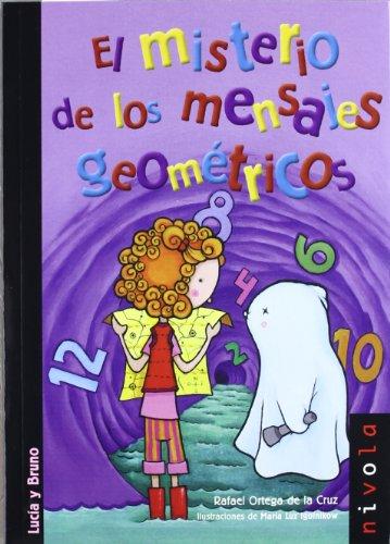9788492493906: El misterio de los mensajes geométricos (Junior)